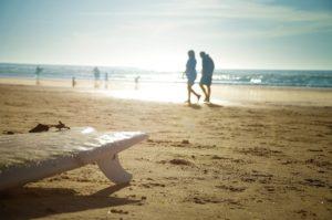 life in san diego - beach