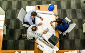 Your employes can also provide possible solutions for the new office.