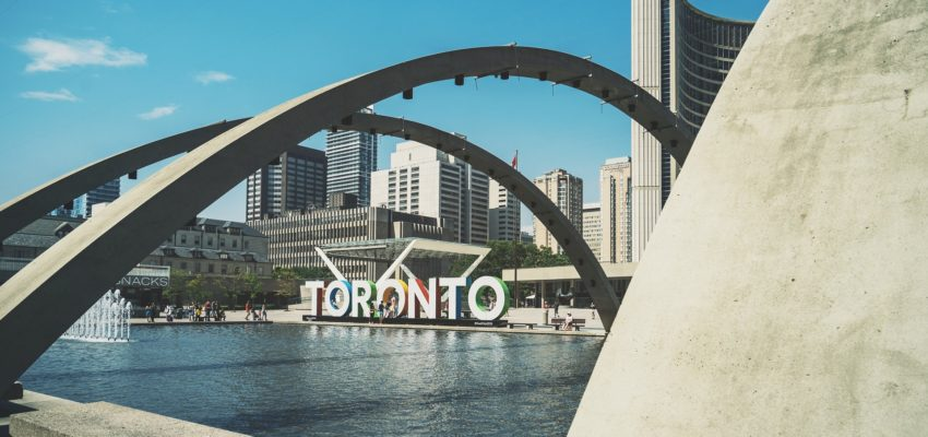 Starting your business in Toronto