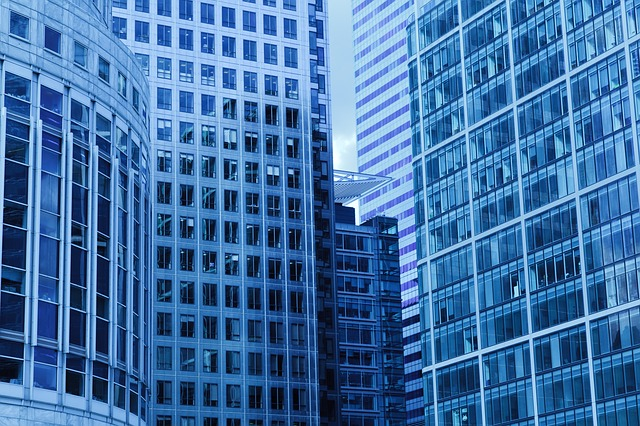 Office buildings - Somewhere where moving your business would be a wise choice.