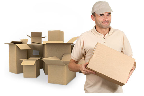 prepare for a corporate move by hiring professional packers
