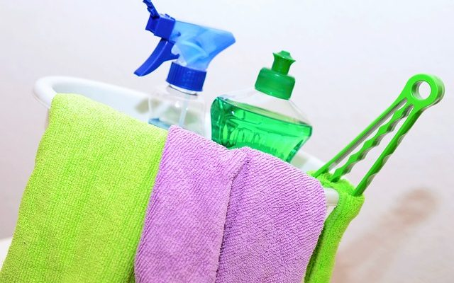 Hire a cleaning service or not?