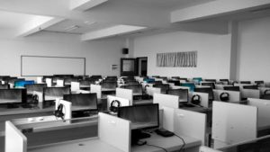 IT specialist can also help you move office equipment