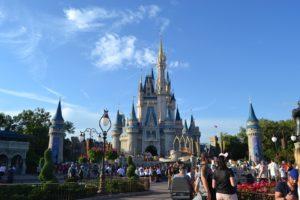 Disneyland in Orlando, Florida