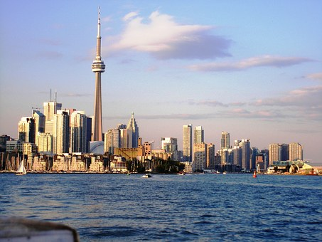 toronto, the skyline after moving your business to Ontario