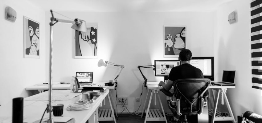Small office space – how to make the most of it