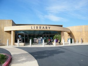 A library that is great for information gathering when starting a business in San Diego.