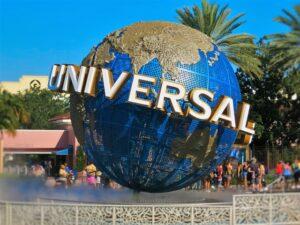 A Universal globe