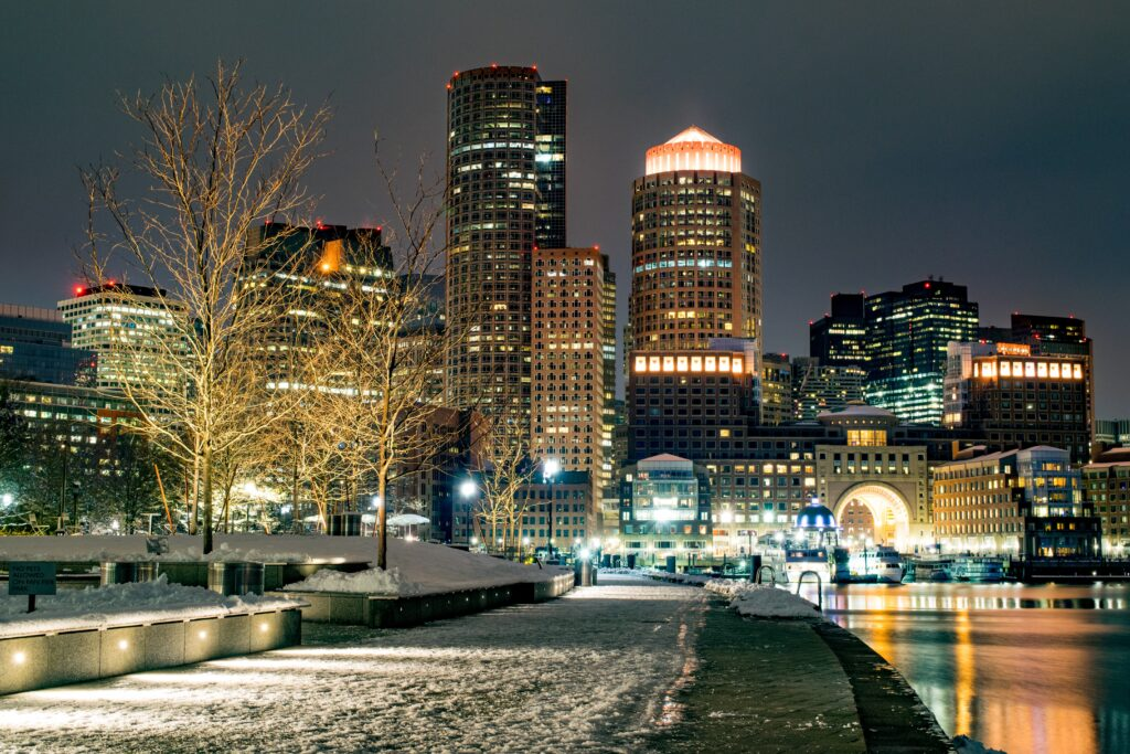 Boston is one of the best places on the East Coast.