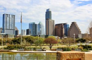 Austin is great place to consider living in when planning on moving from California to Texas.