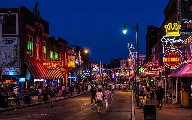 Reasons to spend your vacation in Memphis